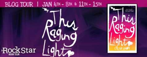 This Raging Light Blog Tour